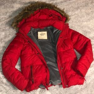 Abercrombie & Fitch Winter Jacket